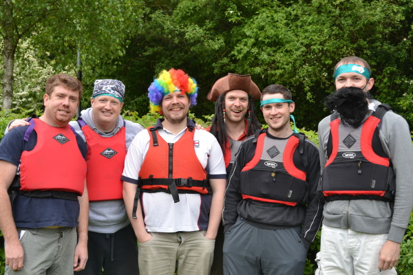 Realnet took to the water with a splash this Saturday in support of the Arthur Rank Hospice