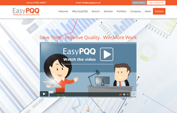 We are very excited to announce the launch of Propeller Studios bespoke new website for EasyPQQ.