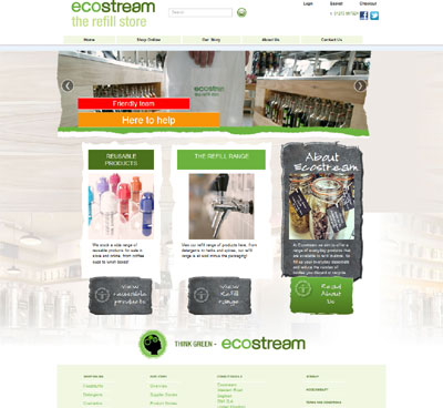 We are pleased to announce the lift-off of our latest site| www.ecostreamstore.com
