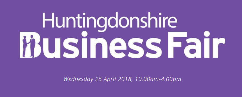 We will be exhibiting at the exhibition on Wednesday 25 April 2018