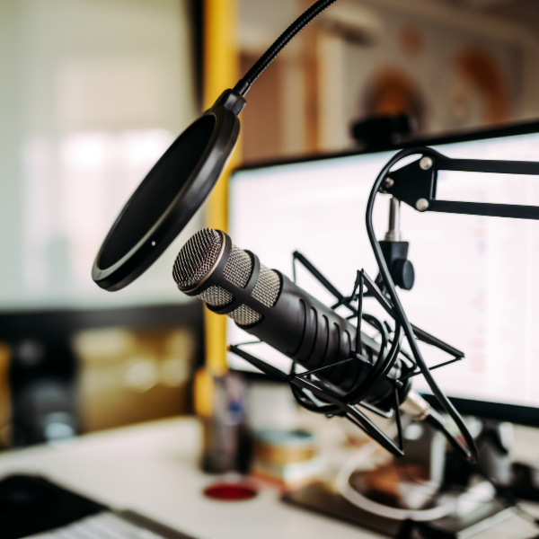 Podcasts have very quickly become one of the most popular ways to engage audiences with authentic, interesting and innovative content.