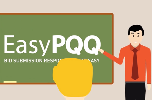 EasyPQQ is a bid submission software, helping users to create new tenders and documents quickly and easily. Realnet worked with the client to identify key areas of interest to potential decision-makers.