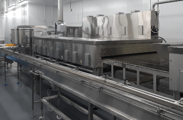 Frampton Worldwide has been designing and manufacturing industrial-scale ovens and grills for over 25 years. They are a UK company specialising in exports of high-performance cooking solutions.