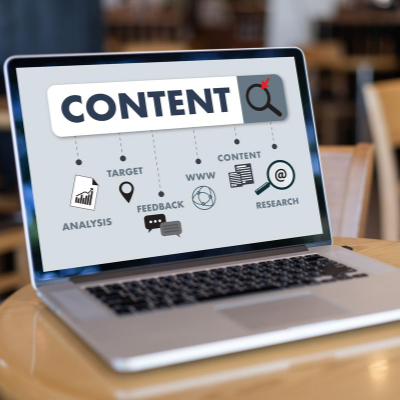 One of the most active methods to build new audience and potential customers through your website is by creating fresh, informational and relevant content.